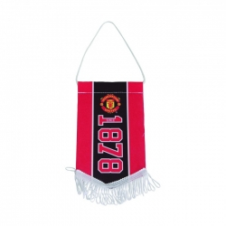 "Manchester United FC VLAJKA MINI""1878"""