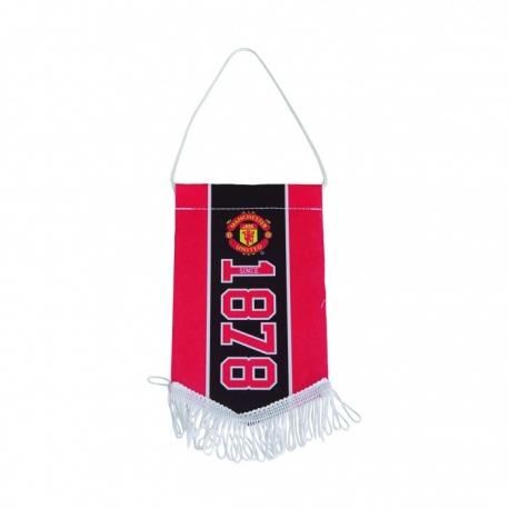 Manchester United FC vlajočka 11cmx14cm