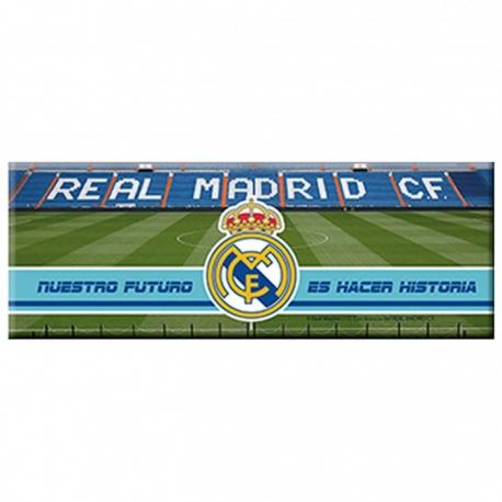 """Real Madrid CF MAGNET """"NUESTRO FUTURO"""""""