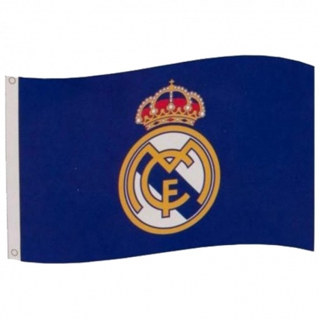 "Real Madrid C.F. vlajka ""Bullseye"