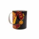 "Manchester United FC HRNČEK ""HALFTONE"""