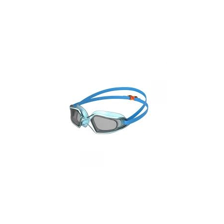 Speedo HYDROPULSE JUNIOR D658 pool blue/chill blue/light smoke
