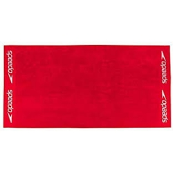 Speedo LEISURE TOWEL 0004 red 100x180cm