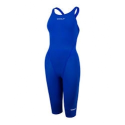 Speedo LZR RACER ELEMENT KNEESKIN A010 beautiful blue