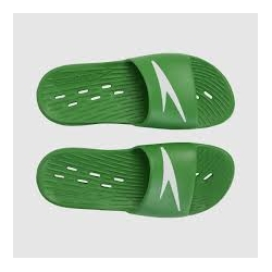 Speedo SLIDES ONE PIECE D715 light green