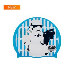 Speedo SLOGAN PRINT CAP STAR WARS D676 Stormtrooper