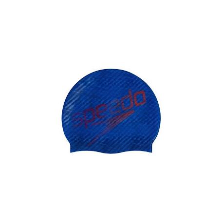 Speedo SLOGAN PRINT CAP D683 empire blue/dusk/lava red/orange fizz