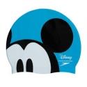Speedo SLOGAN PRINT CAP JUNIOR DISNEY C898 turquoise/black/white