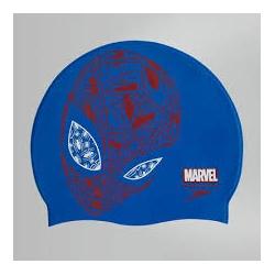 Speedo SLOGAN PRINT CAP JUNIOR STAR WARS C842 neon blue/red/white