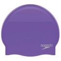 Speedo PLAIN MOULDED SILICONE CAP D688 ultra violet
