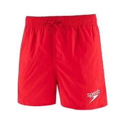 "Speedo ESSENTIALS 16"" WATERSHORT 6446 fed red"