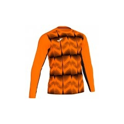 Joma SHIRT DERBY IV GK 051orange VIP/black