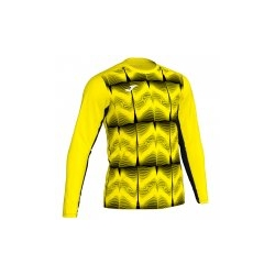 Joma SHIRT DERBY IV GK 061 yellow fluor/black