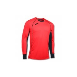 Joma SHIRT PROTEC EXTERIOR GK 040 dark orange fluor/black