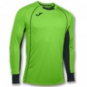 Joma SHIRT PROTEC EXTERIOR GK 021 green fluor/black