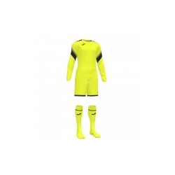 Joma SET ZAMORA V GOALKEEPER 060 fluor yellow/black