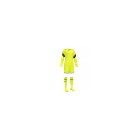 Joma SET ZAMORA V GOALKEEPER 060 fluor yellow/black