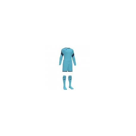 Joma SET ZAMORA V GOALKEEPER 010 fluor turquoise/dark navy