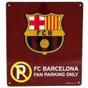 "FC Barcelona TABUĽA ""PARKING"""