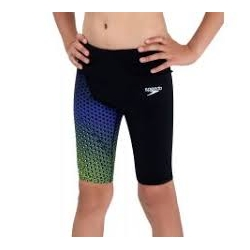 Speedo END+ HG/WST JAMMER F421 black/violet/fluo yellow
