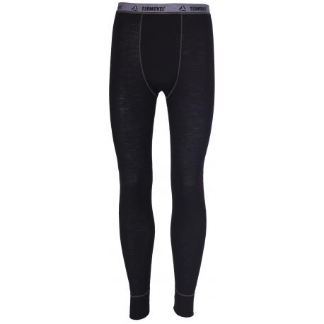Termovel Wool Pants M black
