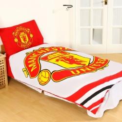 "Manchester United FC PRÁDLO POSTEĽNÉ ""PULSE"""
