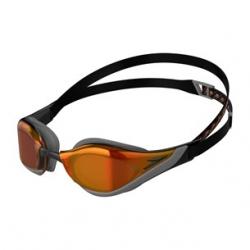 Speedo FASTSKIN PURE FOCUS MIRROR A260 black/cool grey/fire gold