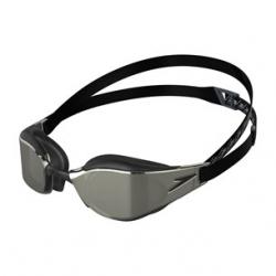 Speedo FASTSKIN HYPER ELITE MIRROR F976 black/oxid grey/chrome