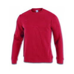 Joma SANTORINI SWEATSHIRT 600 red