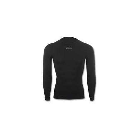 Joma BRAMA THERMAL LS T-SHIRT 100 black