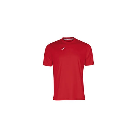 Joma COMBI T-SHIRT 600 red