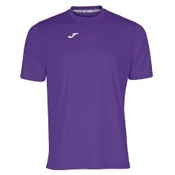 Joma COMBI T-SHIRT 550 violet