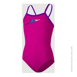 Speedo BOOM PLACEMENT THINSTRAP F386 diva/violet