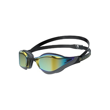 Speedo FASTSKIN PURE FOCUS MIRROR D444 black/cool grey/blue/gold