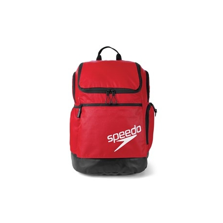 Speedo TEAMSTER 2.0 RUCKSACK 0004 red 35L