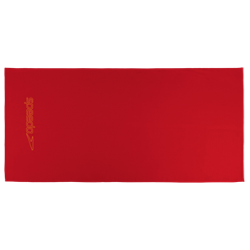 Speedo Light towel 0004 red