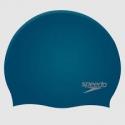 Speedo PLAIN MOULDED SILICONE CAP C847 nordic teal