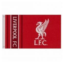 "Liverpool FC VLAJKA 152x91CM ""WORDMARK"""